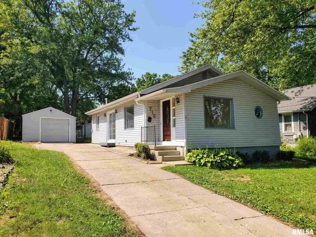 718 E Moneta Avenue, Peoria Heights, IL 61616 (#PA1217734) :: The Bryson Smith Team