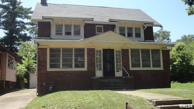 510 E Frye Avenue, Peoria, IL 61603 (#PA1217762) :: The Bryson Smith Team