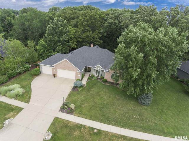 2815 Black Oak Drive, Pekin, IL 61554 (#PA1217763) :: Killebrew - Real Estate Group
