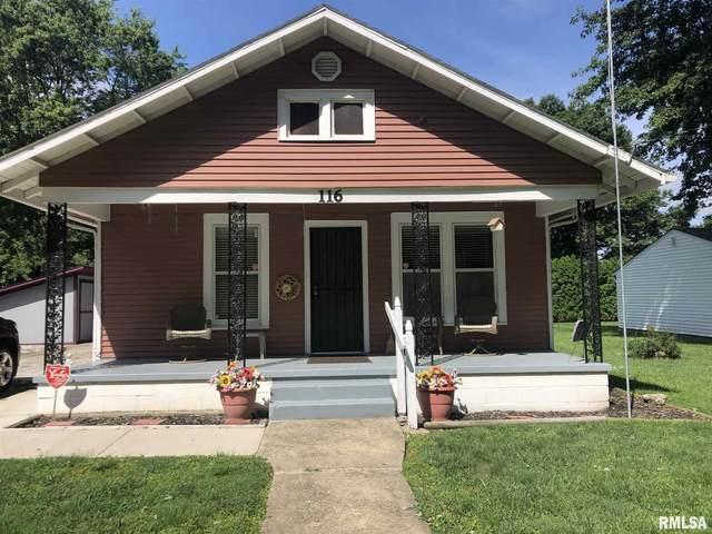 116 Coley Street, Loami, IL 62661 (#CA1001796) :: Killebrew - Real Estate Group