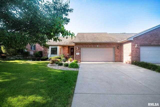 2512 W Kaylie Court, Peoria, IL 61615 (#PA1217814) :: Killebrew - Real Estate Group