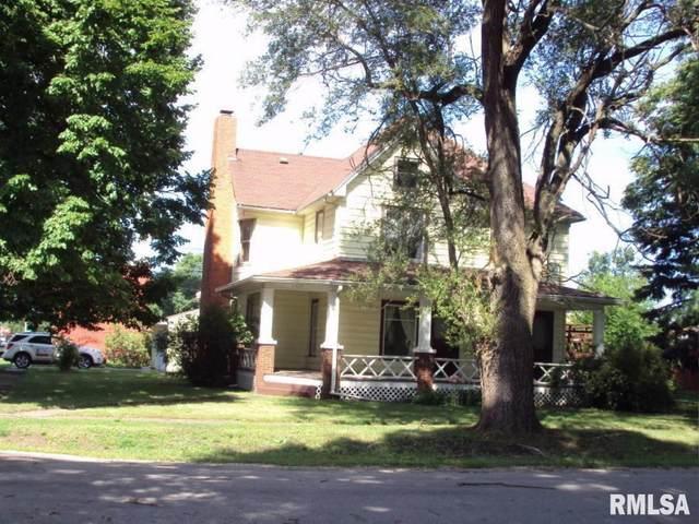 1707 14TH Street, Viola, IL 61486 (#QC4214287) :: Killebrew - Real Estate Group