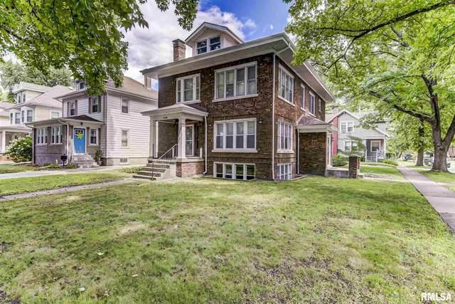 627 W Cedar Street, Springfield, IL 62704 (#CA1001839) :: Killebrew - Real Estate Group