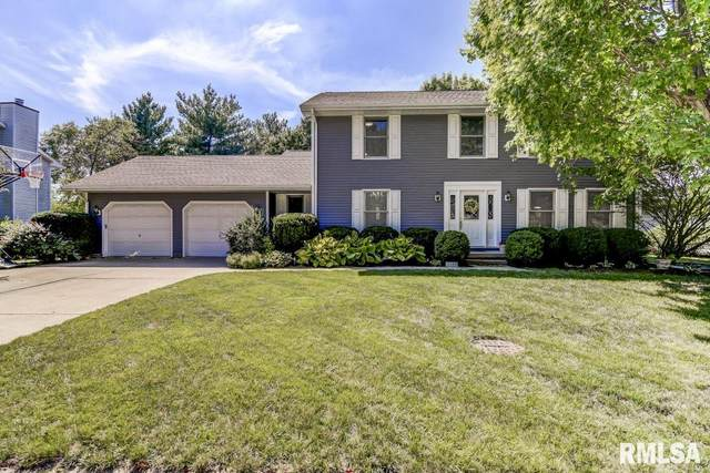 1609 Bent Oak Drive, Springfield, IL 62704 (#CA1001888) :: Killebrew - Real Estate Group