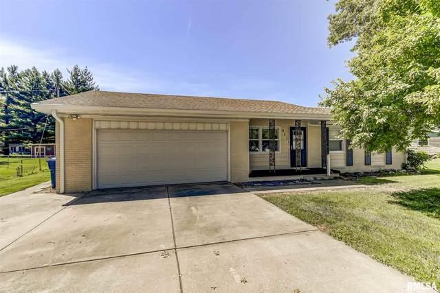 953 Flossmore Drive, Springfield, IL 62711 (#CA1001892) :: Killebrew - Real Estate Group