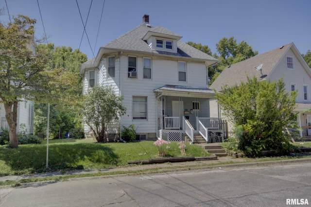 1121 14TH Street, Moline, IL 61265 (#QC4214395) :: Paramount Homes QC