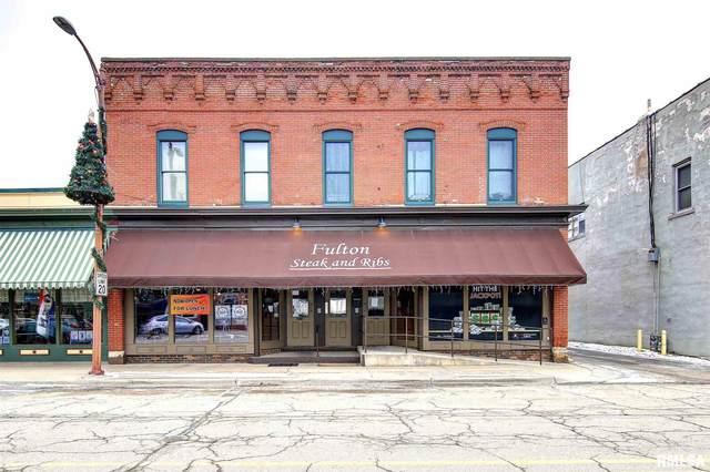 1107-1109 4TH Street, Fulton, IL 61252 (#QC4214487) :: Killebrew - Real Estate Group