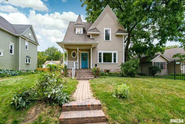 703 3RD Street A, Moline, IL 61264 (#QC4214497) :: Paramount Homes QC