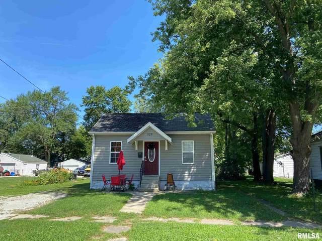 523 E Elm Street, Taylorville, IL 62568 (#CA1001995) :: Kathy Garst Sales Team