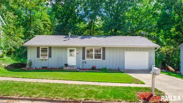 106 Yates Road, Marquette Heights, IL 61554 (#PA1218062) :: The Bryson Smith Team