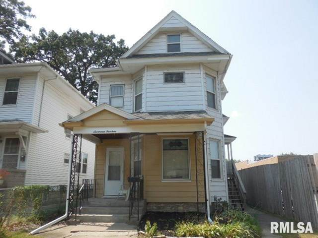 1714 Leclaire Street, Davenport, IA 52803 (#QC4214674) :: RE/MAX Preferred Choice