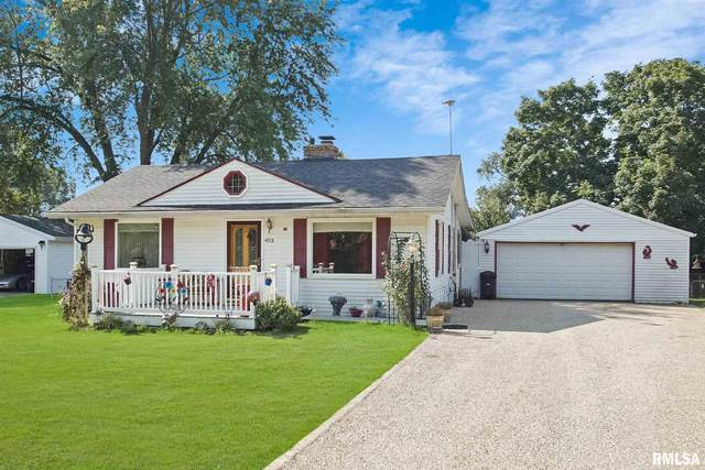 4918 E Lawrence Avenue, Chillicothe, IL 61523 (#PA1218191) :: Paramount Homes QC