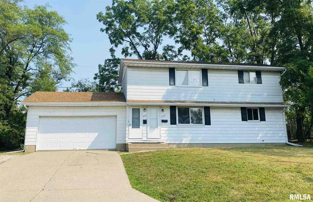 1119 & 1121 W Westwood Drive, Peoria, IL 61614 (#PA1218238) :: Killebrew - Real Estate Group