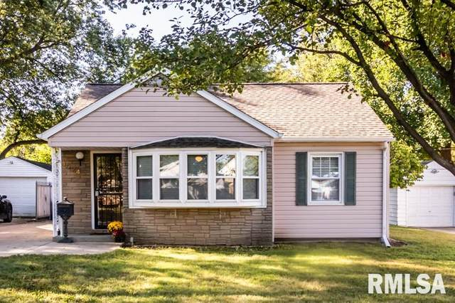 1024 E Paris Avenue, Peoria Heights, IL 61616 (#PA1218268) :: Nikki Sailor | RE/MAX River Cities