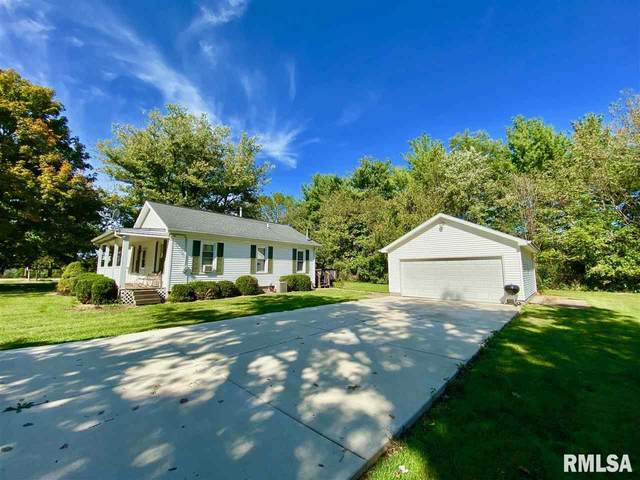 12001 W Greenleaf Court, Brimfield, IL 61517 (#PA1218330) :: The Bryson Smith Team