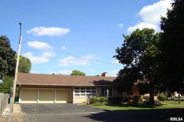 1781 Jefferson Street, Galesburg, IL 61401 (#CA1002216) :: Kathy Garst Sales Team