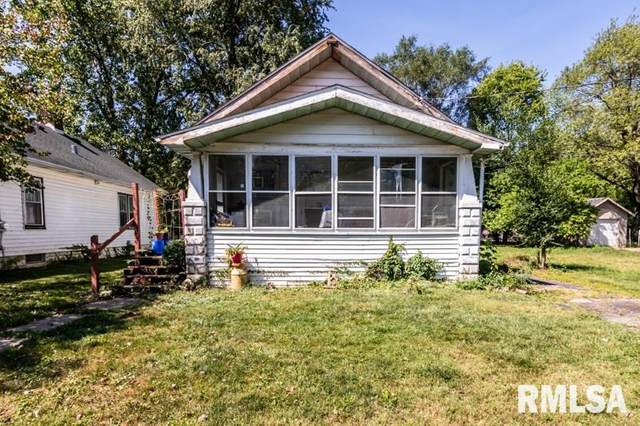 2003 N Ellis Street, Peoria, IL 61604 (#PA1218346) :: RE/MAX Preferred Choice