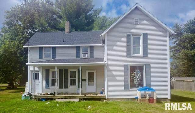 34 N Hickory Street, Farmington, IL 61531 (#PA1218379) :: Paramount Homes QC