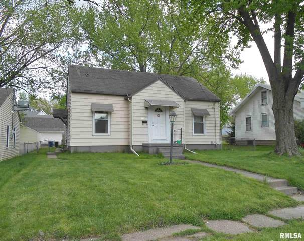 1107 S Ohio Avenue, Davenport, IA 52802 (#QC4214877) :: RE/MAX Preferred Choice