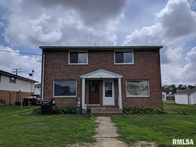 207 E Essex Street, Glasford, IL 61533 (#PA1218409) :: Killebrew - Real Estate Group