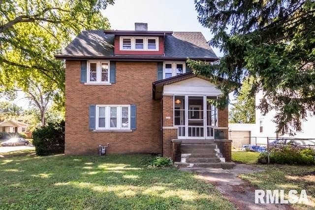 1020 E Mcclure Avenue, Peoria, IL 61603 (#PA1218426) :: RE/MAX Preferred Choice