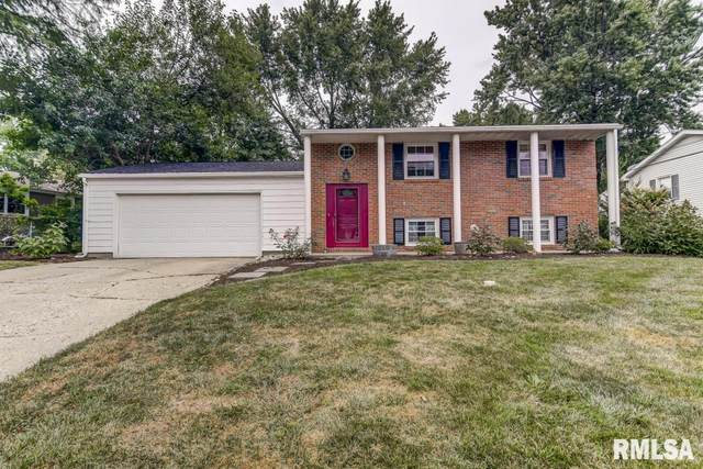 25 Pinto Drive, Springfield, IL 62702 (#CA1002278) :: Killebrew - Real Estate Group