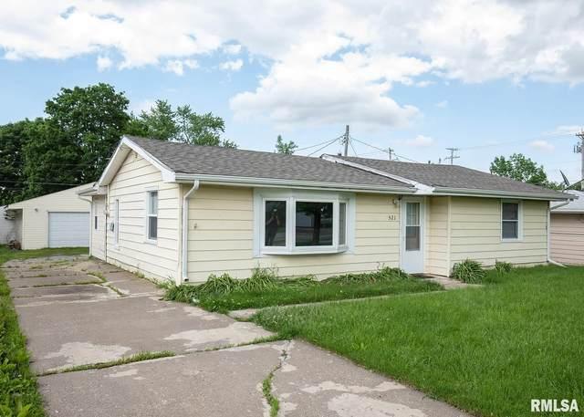521 14TH Avenue, Silvis, IL 61282 (#QC4214969) :: Killebrew - Real Estate Group