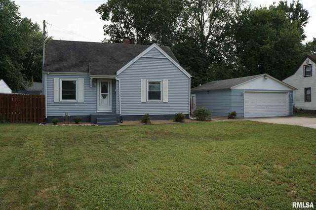 2124 E Buchanan Street, Springfield, IL 62703 (#CA1002299) :: RE/MAX Preferred Choice