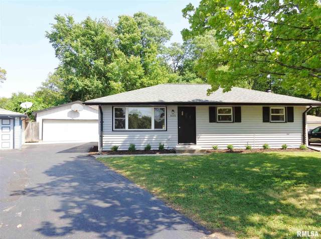 625 E Montclair Court, Peoria Heights, IL 61616 (#PA1218491) :: The Bryson Smith Team