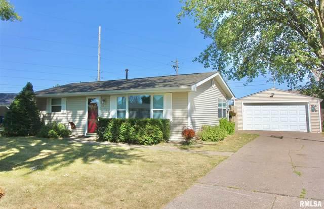 2315 12TH Street, Silvis, IL 61282 (#QC4214996) :: Killebrew - Real Estate Group