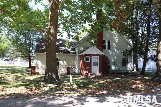 305 S Washington Street, Manito, IL 61546 (#PA1218506) :: The Bryson Smith Team