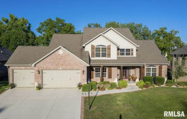 10912 N Hunters Trail Court, Dunlap, IL 61525 (#PA1218553) :: RE/MAX Preferred Choice