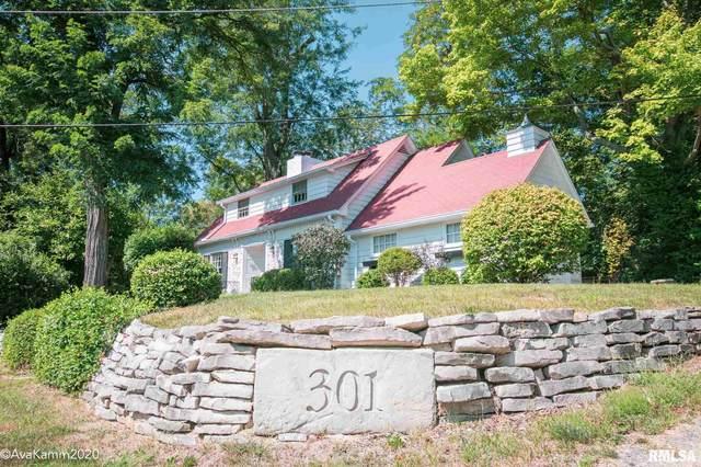 301 N Kickapoo Terrace, Peoria, IL 61604 (#PA1218572) :: RE/MAX Preferred Choice