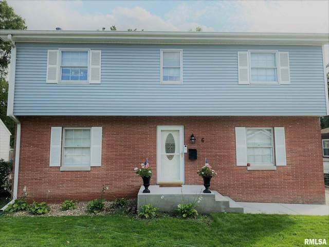 6 Scott Court, Springfield, IL 62704 (#CA1002392) :: RE/MAX Preferred Choice