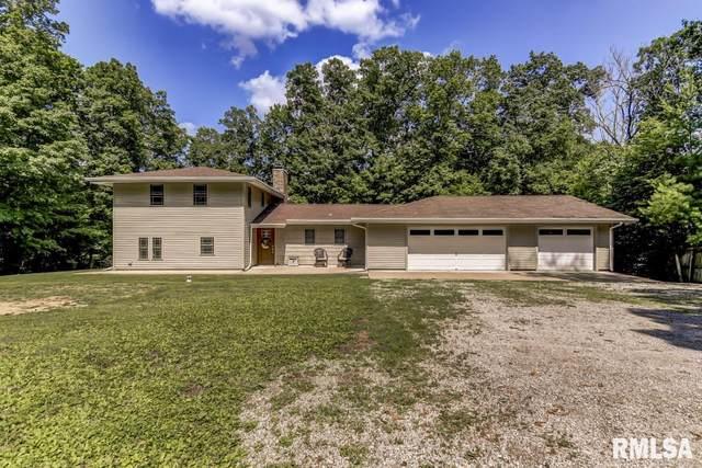 5188 Rock Road, Pleasant Plains, IL 62677 (#CA1002409) :: Killebrew - Real Estate Group