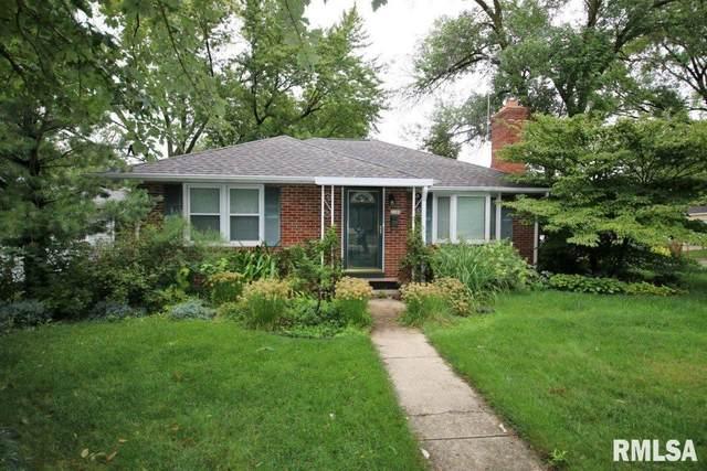 1109 E Tripp Avenue, Peoria, IL 61603 (#PA1218641) :: RE/MAX Preferred Choice