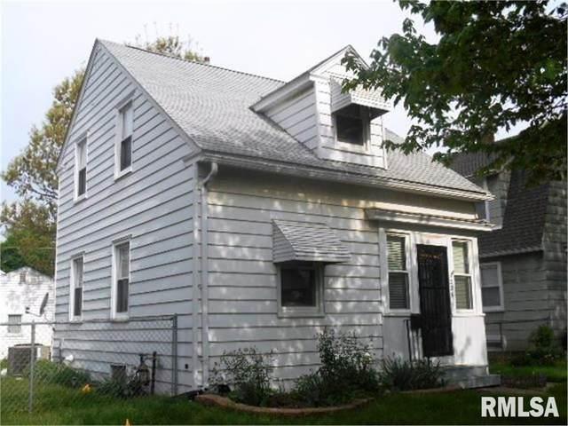 226 S Thornwood Avenue, Davenport, IA 52802 (#QC4215141) :: Killebrew - Real Estate Group