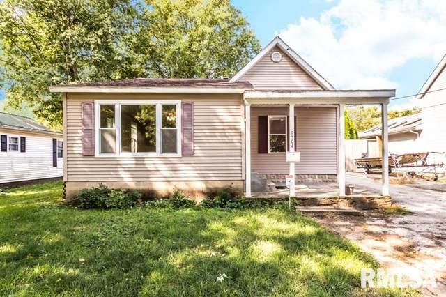 504 N Menard Street, Mason City, IL 62664 (#PA1218646) :: RE/MAX Preferred Choice