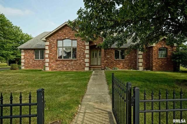 241 Oakwood Lane, Williamsville, IL 62693 (#CA1002430) :: Paramount Homes QC