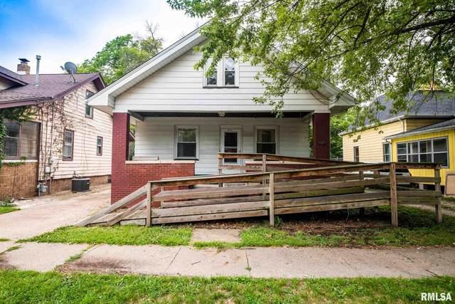 2143 N Central Avenue, Peoria, IL 61603 (#PA1218698) :: Killebrew - Real Estate Group