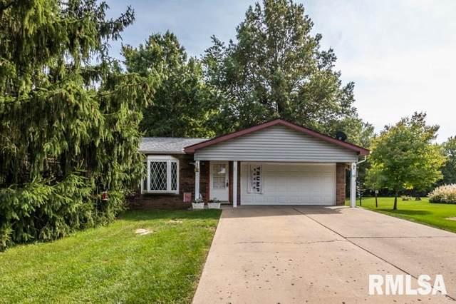 707 E Third Street, Glasford, IL 61533 (#PA1218705) :: Paramount Homes QC