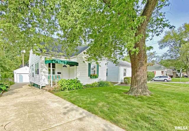 3125 N Parish Avenue, Peoria, IL 61604 (#PA1218846) :: RE/MAX Preferred Choice