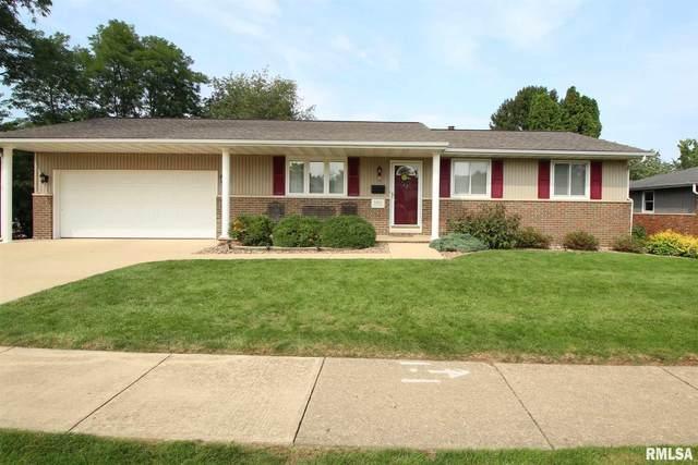 1001 Knollcrest Drive, Washington, IL 61571 (#PA1218853) :: RE/MAX Preferred Choice