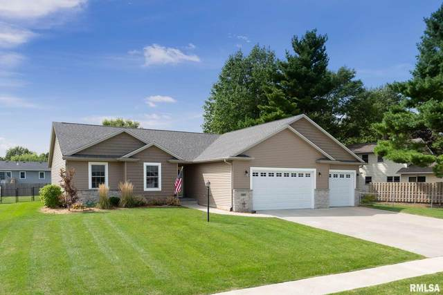 319 Hillside Drive, Eldridge, IA 52748 (#QC4215268) :: Nikki Sailor | RE/MAX River Cities