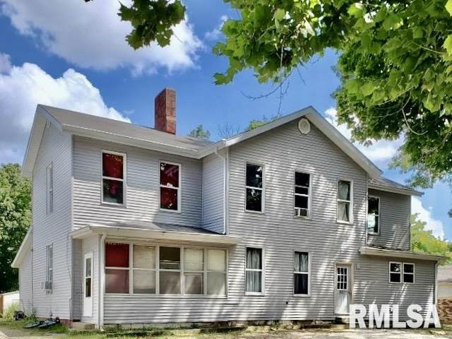 201 N Rose Street, Elmwood, IL 61529 (MLS #PA1218870) :: BN Homes Group