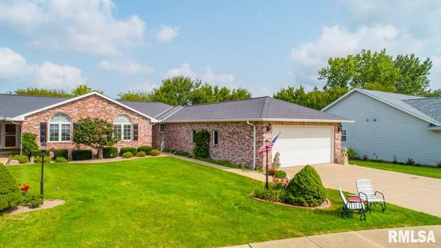 3717 W Golf Creek Drive, Peoria, IL 61615 (#PA1218972) :: Killebrew - Real Estate Group