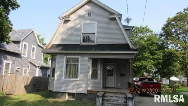 504 E 4TH Avenue, Monmouth, IL 61462 (#CA1002630) :: Nikki Sailor | RE/MAX River Cities
