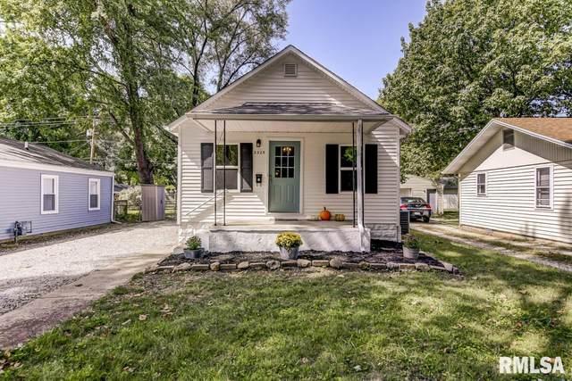 3325 Rita Avenue, Springfield, IL 62703 (#CA1002667) :: RE/MAX Professionals