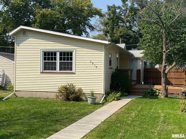 2816 Whitewood Avenue, Davenport, IA 52802 (#QC4215507) :: The Bryson Smith Team
