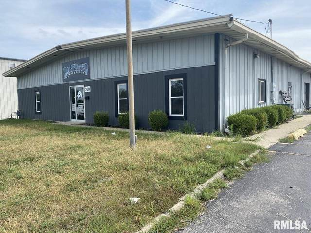 300 W North, Springfield, IL 62704 (#CA1002681) :: Nikki Sailor | RE/MAX River Cities